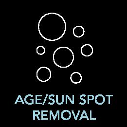 Age/Sun Spot Removal