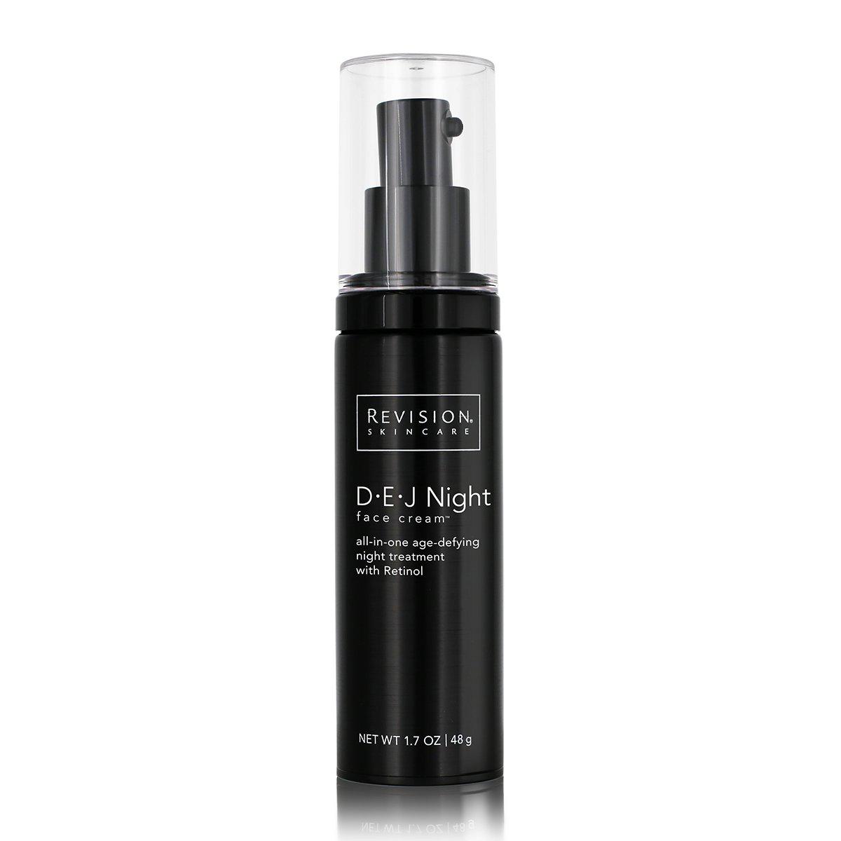 Revision Skincare - DEJ Night Face Cream | Dermatology