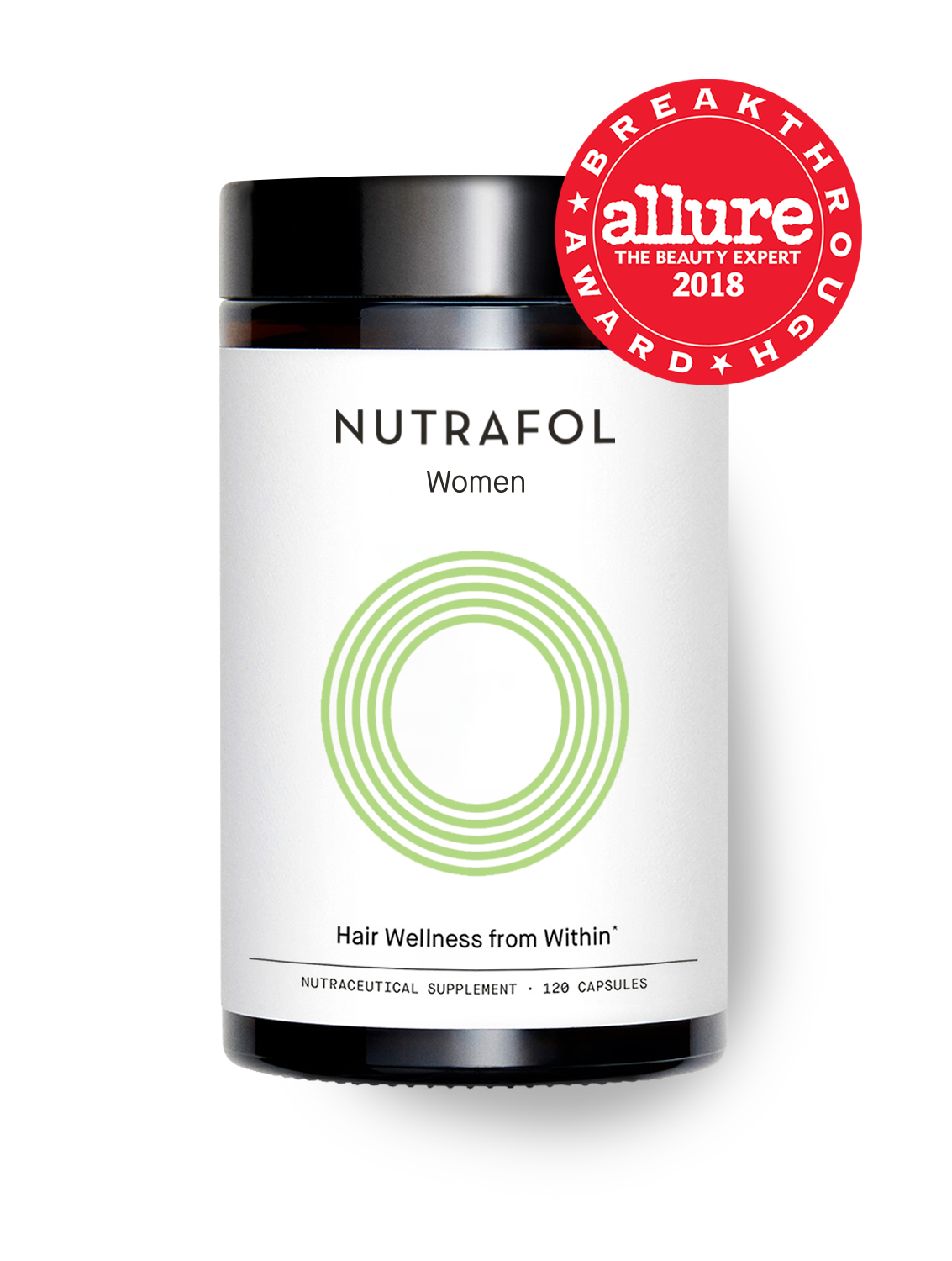 Nutrafol – WOMEN (1 Month Supply) product shot