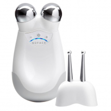 NuFACE - Trinity PRO Facial Trainer Kit (w/ Lip & Eye), Dermatologist Recommended Microcurrent Products, Microcurrent for Anti Aging, Dermatologist Recommended Microcurrent devices, Microcurrent Devices used by Dermatologists