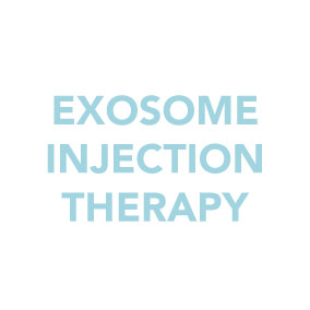 Exosome Injection Therapy